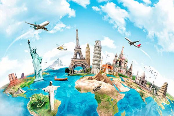 تاثیر گردشگری در تولید ناخالص کشورها