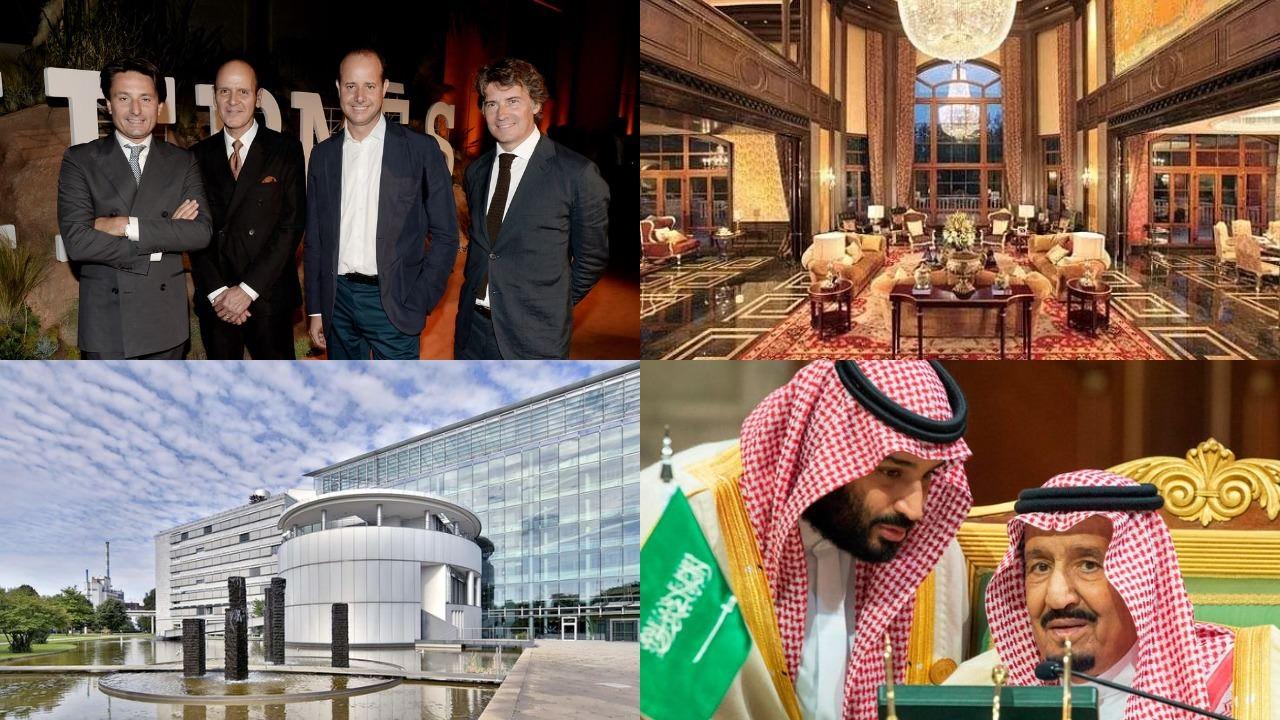 ۱۰ خانواده ثروتمند دنیا را بشناسید